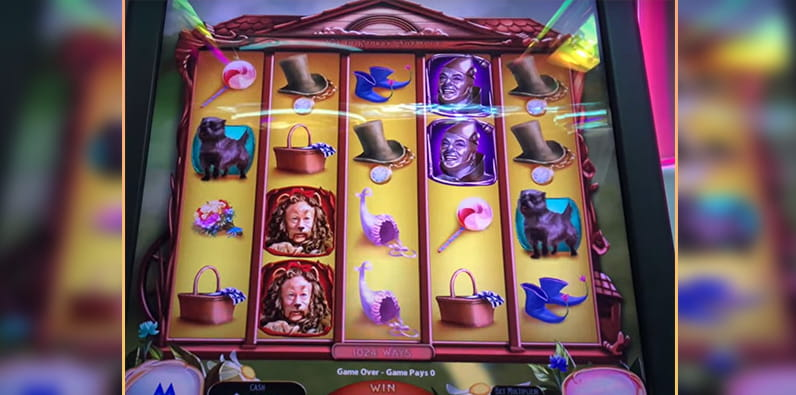 The Wizard of Oz – Not in Kansas Anymore Slot