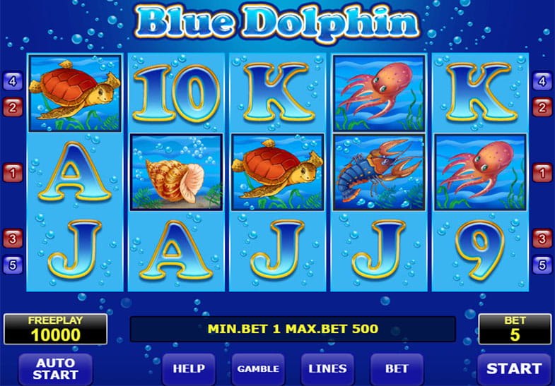 Free Demo of Blue Dolphin